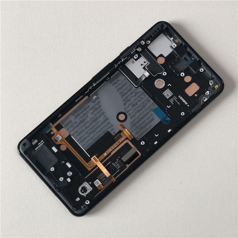 Axisinternational для 6,3 HTC Google Pixel 3 XL ЖК дисплей OLED дисплей с рамкой + сенсорная панель дигитайзер для Google Pixel 3XL