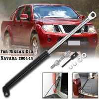 Hayon hayon ralentisseur coffre amortisseur à gaz Supports de levage adaptés pour Nissan D40 Navara 2004-2014