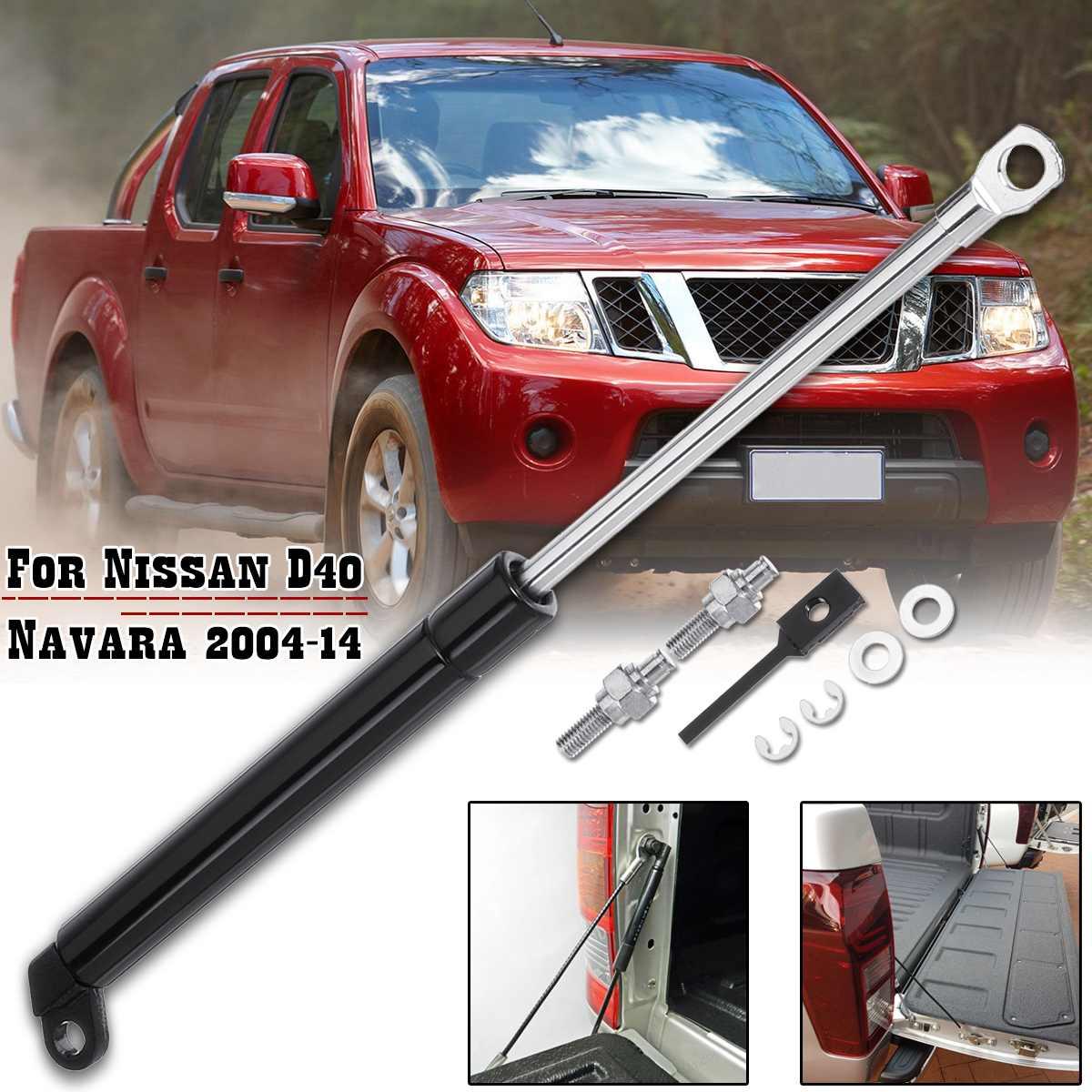 Portón trasero de la Liftgate puerta trasera para reducir la velocidad del maletero de choque de Gas soporte de elevación apto para Nissan D40 Navara 2004-2014