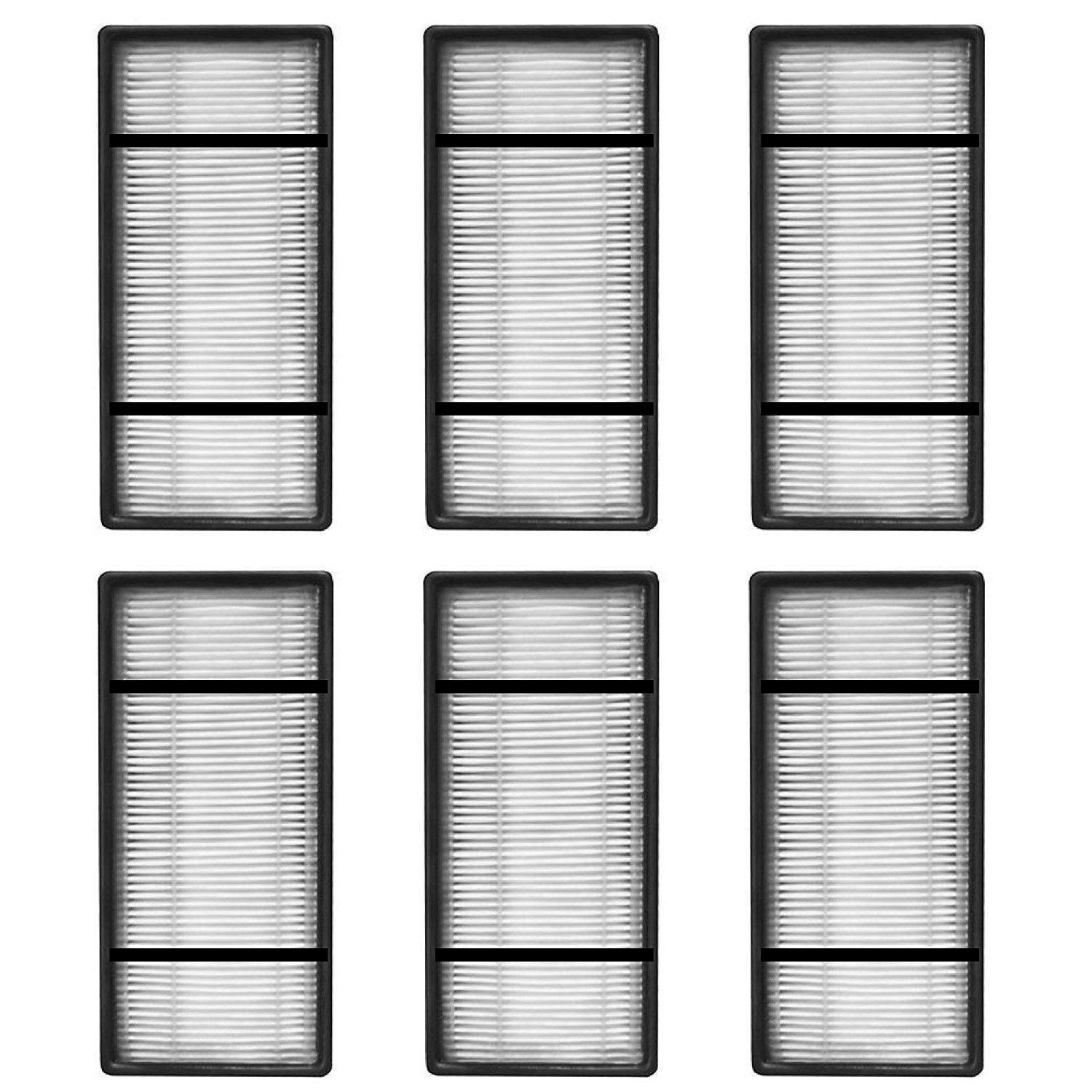 6 HEPA Filter for Replacement Honeywell HRF-H2 Air Purifier HHT055 HPA050 HPA1506 HEPA Filter for Replacement Honeywell HRF-H2 Air Purifier HHT055 HPA050 HPA150