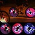 Светодиодный фонарь для велосипеда  умная лампа  двусторонний дисплей  без батареи  горная дорога  велосипед  спицевое колесо  свет  горный в...