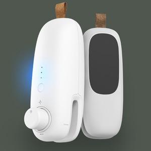 Image 2 - SANQ Usb Rechargeale портативная нагревательная машина для запечатывания пластиковых пакетов беспроводные ручные вакуумные пищевые герметики