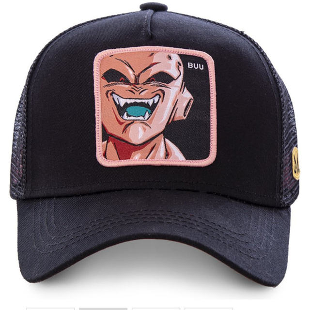 DRAGON BALL Z THEMED BASEBALL CAP (6 VARIAN)