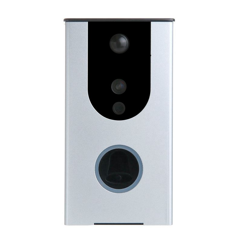 Battery Powered Wi-Fi Video Doorbell Camera, Wireless Doorbell Camera with Built in 8G card, Motion Detection, Night Vision, wBattery Powered Wi-Fi Video Doorbell Camera, Wireless Doorbell Camera with Built in 8G card, Motion Detection, Night Vision, w