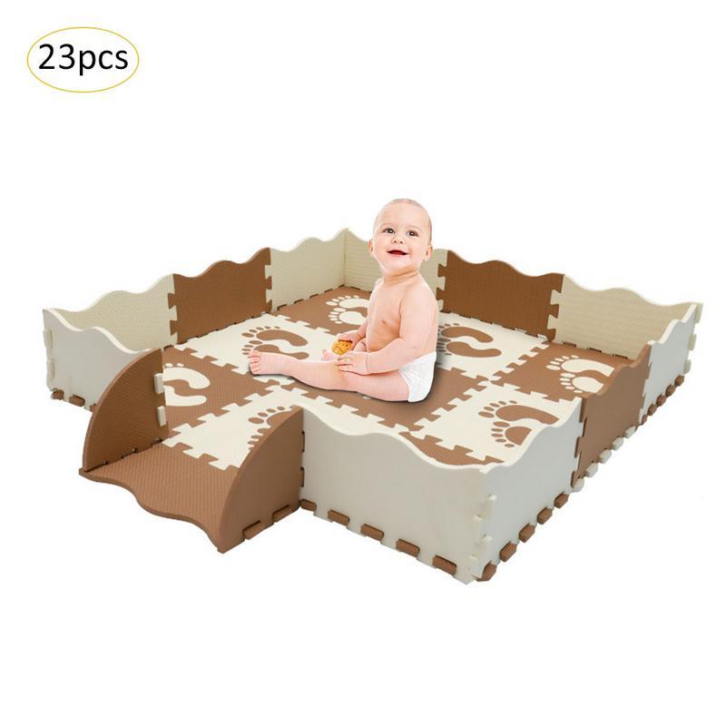 Tapis de jeu en mousse pour bébé tapis de jeu pour bébé