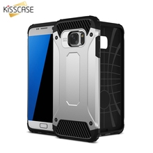 KISSCASE Case For Samsung Galaxy A3 A5 A7 J5 J7 2016 2017 Armor Cases For Samsung Galaxy S8 Plus S7 S6 Note 8 Capinha Coque Capa стоимость