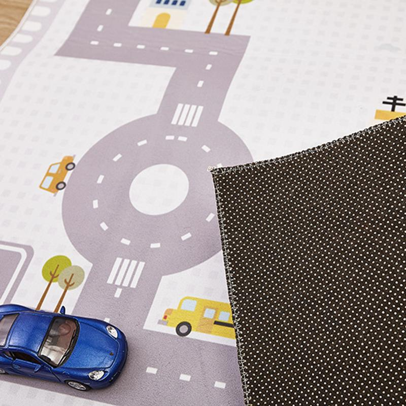 Baby Digital Highway Play Mat Gaming Carpet Floor Crawling Pad Tent Mattress Children's Room Decoration Gifts Toys For Kids