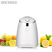 Face Mask Machine DIY Face Mask Maker Automatic Vegetable Face Mask Natural Collagen Fruit Face Mask Machine Beauty Facial SPA стоимость
