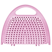 Folding Drain Basket Kitchen Accessories Retractable Fruit Vegetable Container Washing Storage Gadgets