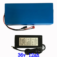 36V 리튬 배터리 36V 12AH 전기 자전거 배터리 36V 8AH 10AH 12AH 14AH 16AH Ebike 배터리 팩 36V 250W 350W 500W 모터