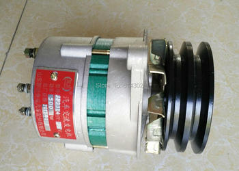 China supplier 24V Charge Alternator  28V 500W for Weifang Weichai Ricardo R6105ZD R6105AZLD R6105IZLD R6110IZLD diesel Engine piston for weifang ricardo k zh4100d zd p series diesel engine parts 24kw 30kw 40kw 40kva 50kva ricardo diesel generator parts