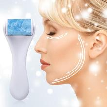 1pc Face Ice Massage Muscle Roller Lifting Shrinking Wrinkle Remover Equipment Skin Care