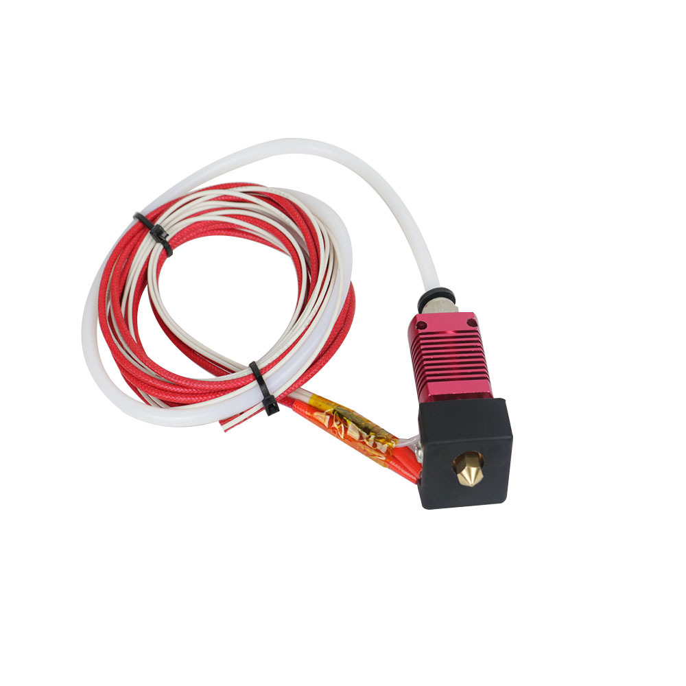 Replacement 0.4mm Nozzle MK8 Extruder Hot End Kits For Creality CR-10//10S TE1135