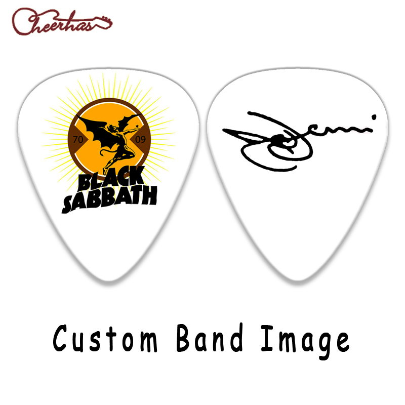 Image 4 - 100pcs 500pcs or 1000pcs personalize custom guitar pick-in Детали и аксессуары для гитар from Спорт и развлечения