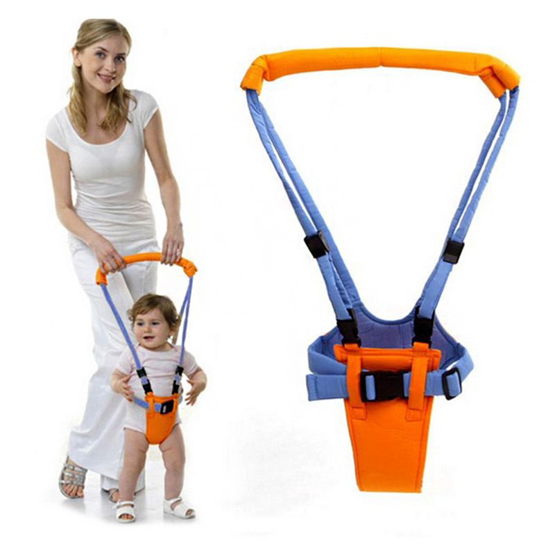 Baby Walking Learning Belt Toddler Assistant Leash Strap Harness Safety Harness YJS Dropship in Harnesses Leashes from Mother Kids