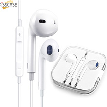 Get more info on the KISSCASE Volume Control Wired Earphone For Huawei P30 Pro Stereo Type C Earbuds For iPhone XS With Micro Music Headset Kulaklik