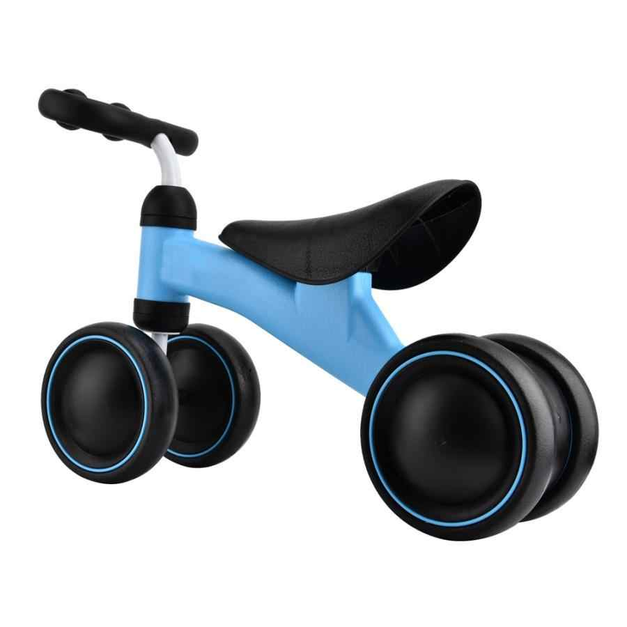 Детский двухколесный велосипед ходунки Детские двухколесные ездовые игрушечный велосипед детские ходунки инструмент без педали Детские качающаяся игрушка прогулочный инструмент