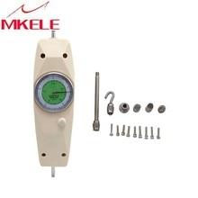 NK-300 300N Analoge Gauge Push Pull Force Guiding principle Rollenbank meter Tester