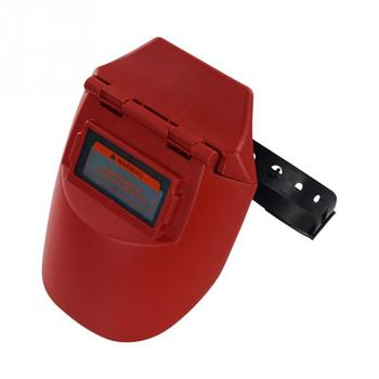 New Flip Cover Welding Mask With Soft Sponge Auto Darkening Grinding Solar Tool for shielded welding electric welding soldering