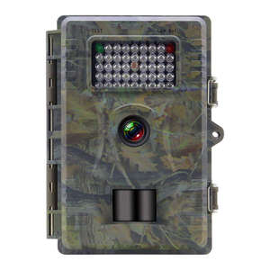 Image 1 - 1080P Цифровая Водонепроницаемая камера для охоты инфракрасная светодиодная Скаутинг камера для охоты на диких животных и устройство безопасности фермы TC200