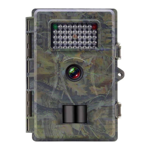 1080P Цифровая Водонепроницаемая камера для охоты инфракрасная светодиодная Скаутинг камера для охоты на диких животных и устройство безопасности фермы TC200