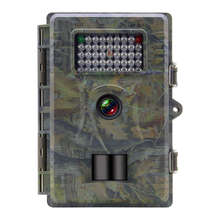 Caméra de piste de chasse étanche numérique 1080P caméra infrarouge Led Scouting Cam surveillance de la faune et dispositif de sécurité agricole TC200