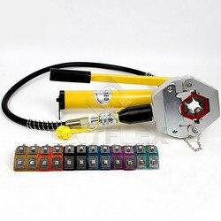 7842B ręczny wąż klimatyzatora hydrauliczne narzędzie do zaciskania A/C zarabiarka do węży narzędzie|Narzędzia hydrauliczne|Narzędzia -
