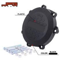 Protecteur de protection de couvercle d'embrayage en plastique de moto pour YAMAHA YZ250F YZF250 2014-2017 YZ250FX WRF250 WR250F 2015-2017 Dirt Bike