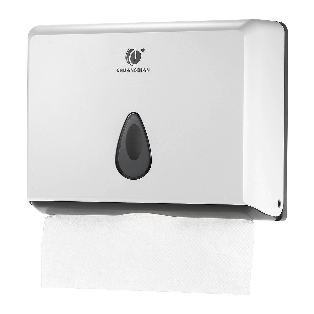 Chuangdian Wall Mounted Bathroom Tissue Dispenser Tissue ... on Wall Mounted Tissue Box Holder id=48935