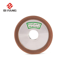 5 Diamond Grinding Wheel For Carbide Milling 150/240/320/400 Grit 125x32x10x12mm