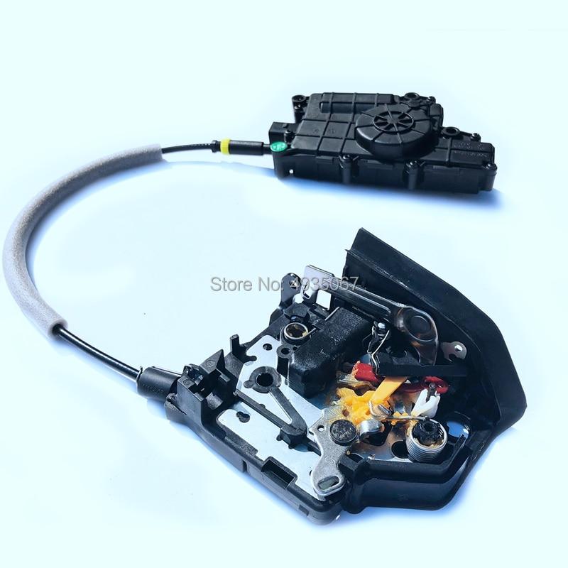 Serrure de porte d'aspiration électrique à système automatique à fermeture douce pour VW Phideon Touareg