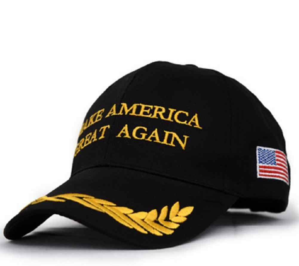 c31a147015d ... Make America Great Again Hat Donald Trump 2018 Republican Adjustable  Baseball Cap Unisex-Adult Black ...