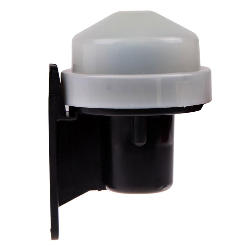 Photocell Outdoor Light Switch Daylight Dusk till Dawn Sensor Lightswitch,12V24V