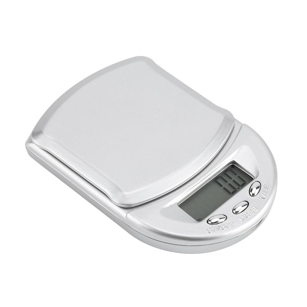 500/0.1g Portable High Accurancy Kitchen Scales Novel Mini Counting Electronic Measuring kitchen Tools Original(China)