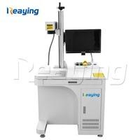 Reaying 30W fiber laser marking machine for metal deep engraving