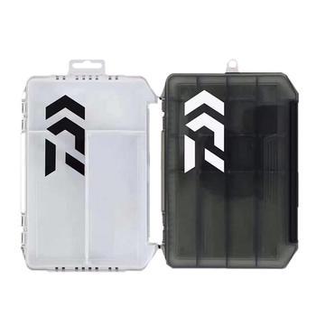 Przynęta wędkarska pudełko na przynętę Mini przegródki kieszonkowy przenośny pojemnik do przechowywania Spinner Bait Minnow Popper Case haki narzędzie walki
