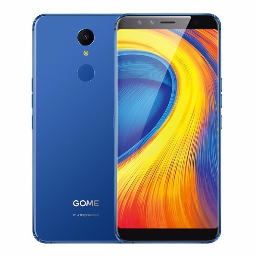 GOME U7 4G LTE Smartphone Iris recognition Fingerprint Face ID 4GB+64GB...