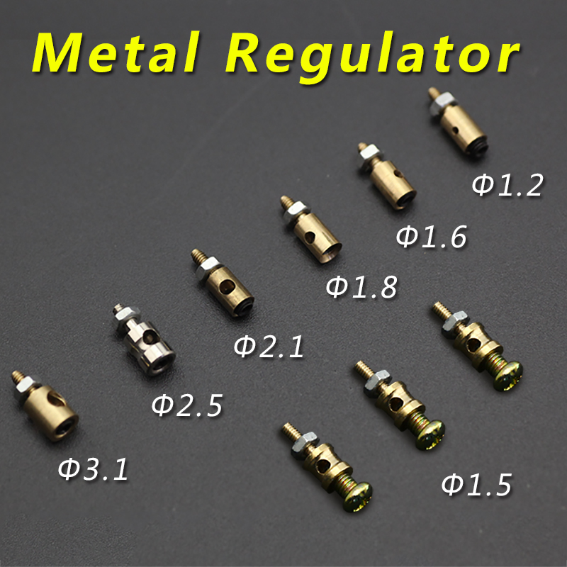 10pcs Quick Coupling Connector for RC aircraft connecting rod metal regulator