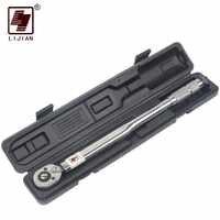 1/4 3/8 1/2The Drehmomentschlüssel Stick 5-25 Nm Zwei-Weg, Um Genau Mechanismus Schlüssel Hand werkzeug spanner drehmomentmesser Preset ratsche
