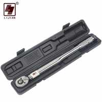 1/4 3/8 1/2The Torque Wrench Drive 5-25 Nm Two - Way To Accurately Mechanism Wrench Hand Tool spanner torquemeter Preset ratchet
