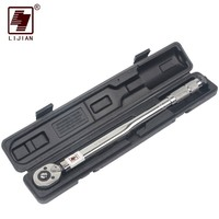 1/4 3/8 1/2The Torque Wrench Drive 5 25 Nm Two Way To Accurately Mechanism Wrench Hand Tool spanner torquemeter Preset ratchet