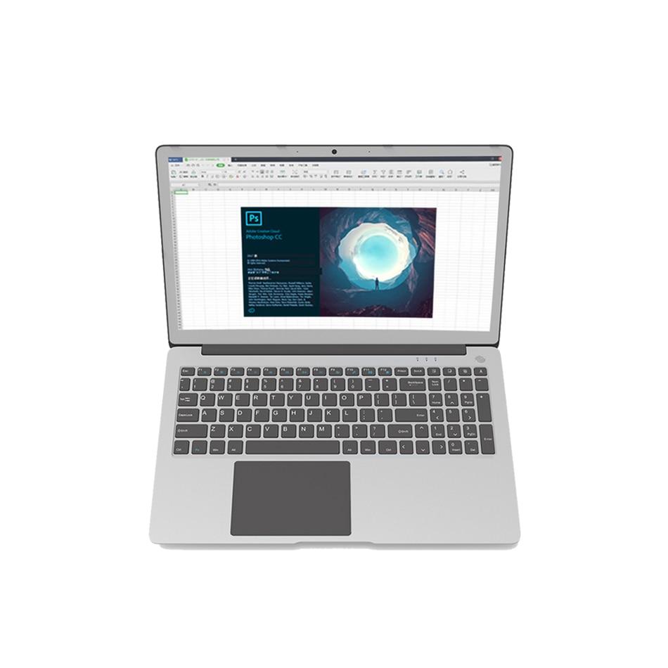 15.6 Inch Laptop Notebook PC Computer ,Windows 10 Pro/Linux Ubuntu,Intel Core I7 8550U,[HUNSN AA03L],(HD/DP/2USB3.0/2USB2.0)