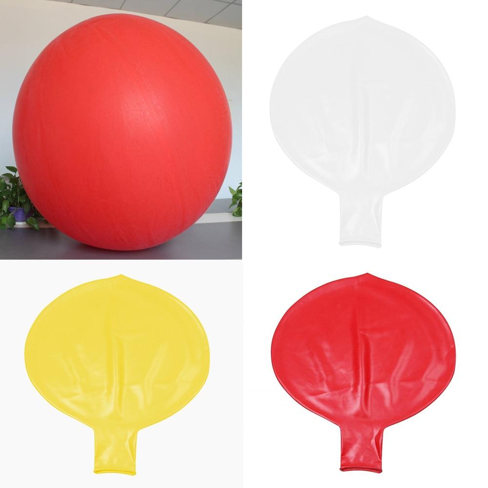 1 PC Meilleure Qualité Performance Ronde et Ovale Latex Ballons 72 Pouces décoration de mariage Hélium Grandes Ballons D'anniversaire Partie Decora58