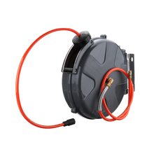 3/8 inch Auto Air Hose Reel 10m Extend Plumbing Hoses Automatic retractable reel for Car repair Kit