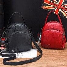Купить с кэшбэком Mini Small Shoulder Bag Backpack Women Students Bag Outdoor Travel Bags Young Girls