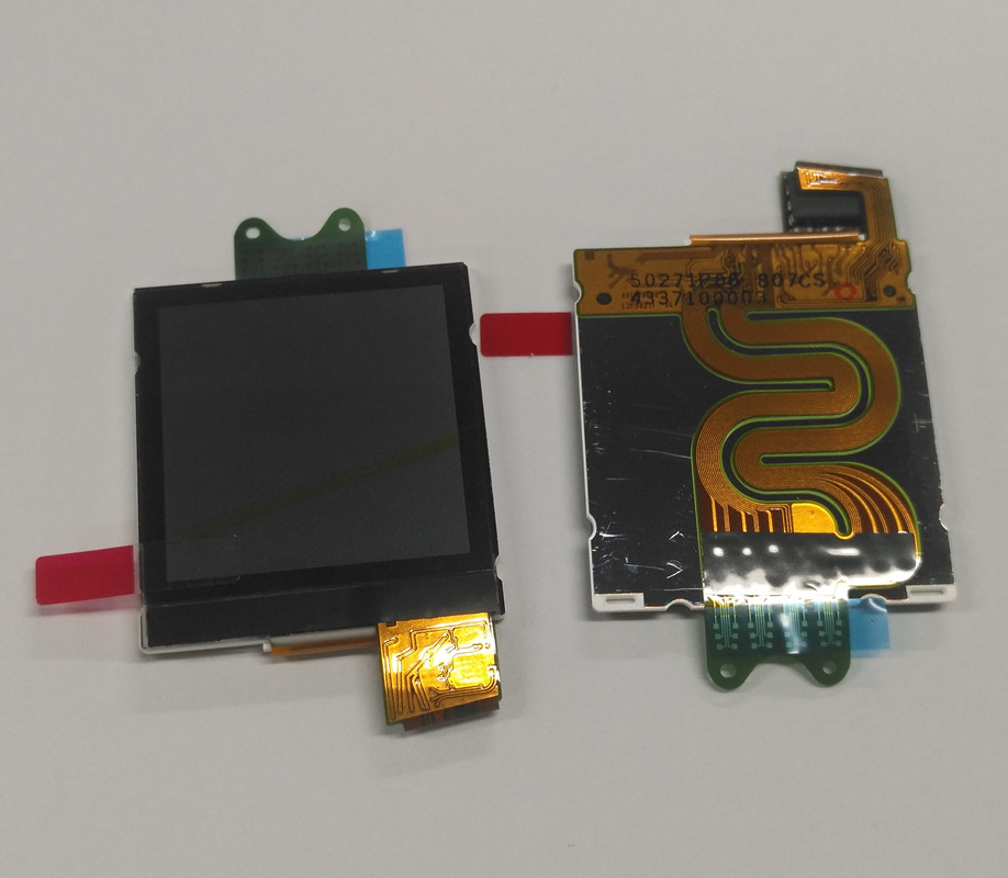 NEW LCD For <font><b>Nokia</b></font> <font><b>8800</b></font> LCD Display Screen Panel Monitor Module Replacement Parts For <font><b>Nokia</b></font> <font><b>8800</b></font> Screen Replacement Parts+Tape image