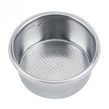 Фильтр для кофе из нержавеющей стали, без давления, корзина для фильтра для кофе, аксессуары для кофемашины