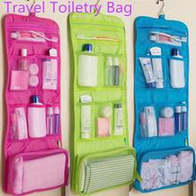 BellyLady Portable Foldable Hanging-type Travel Toiletry Bag Makeup Organizer Cosmetic Case Makeup Beauty Bag multifunction creative travel toiletry bag organizer women cosmetic case makeup beauty hanging bag pouch case