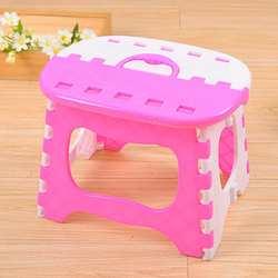Исследование низкая гостиная синий небольшой скамейке мини новые творческие домашний стул Розовый Складной Спальня номер