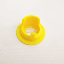 16mm emergency stop push button switch protector guard cover   100pcs